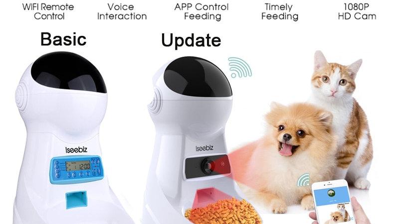 Automatic Smart Pet Feeder