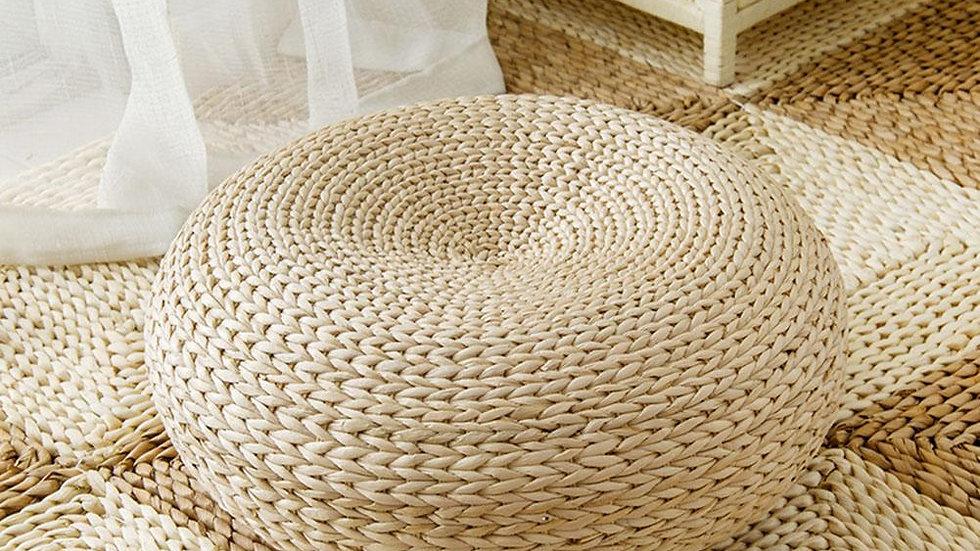 Hand-Woven Tatami Cushion