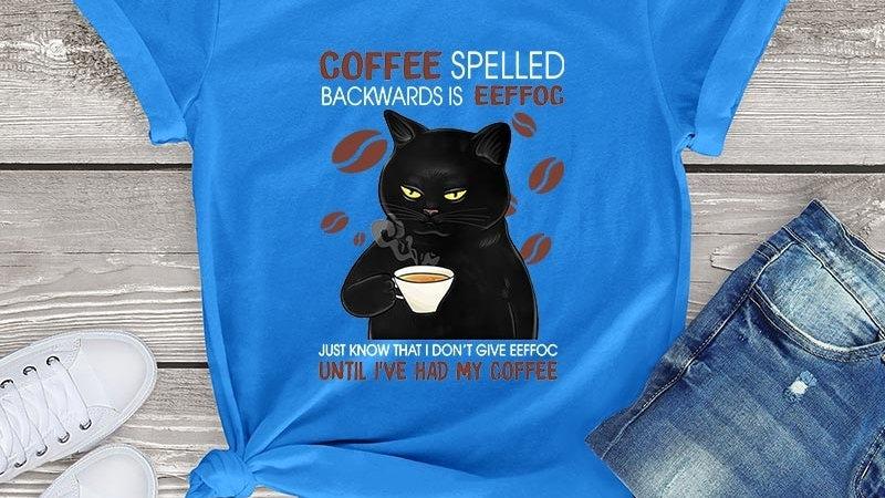 Funny Kitty Print Tees