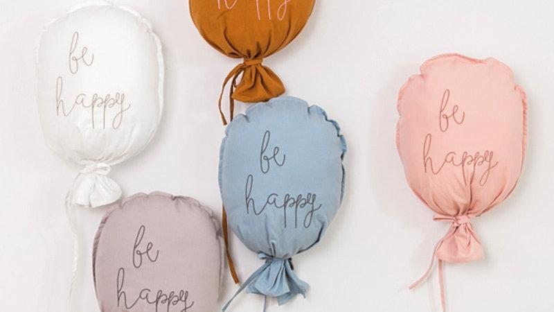 Balloon Pillow Wall Hangings