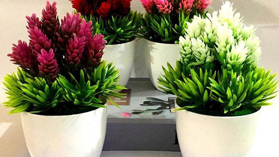 Artificial Plum Pine Plants
