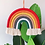 Thumbnail: Nordic Room Rainbow Hanging Decoration