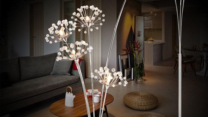 Dandelion LED Floor Lamp