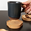 Thumbnail: Cute Cat Paw Wooden Coaster
