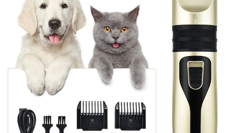 USB Electrical Professional Pet Hair Clipper