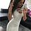 Thumbnail: Summer U-Neck Cross-Belt  Dress