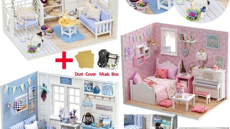 DIY Doll House Model