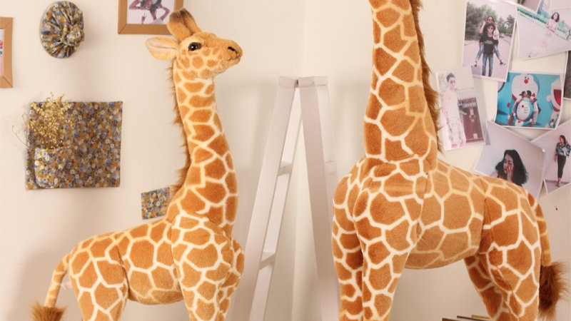 35-120cm Giraffe Plush Toy