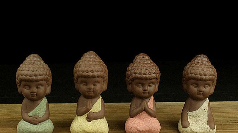Mini Buddha Figurine