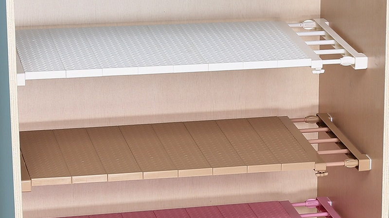 Adjustable Wardrobe Shelves