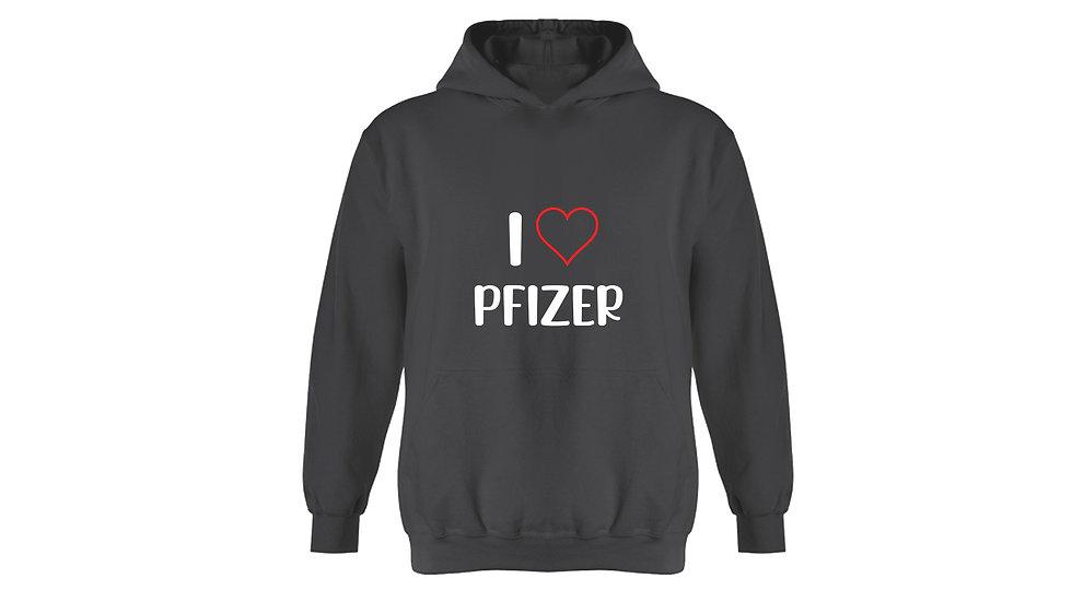 I Love PfizerHoodie
