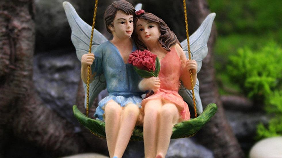 Fairy Couple Figurine