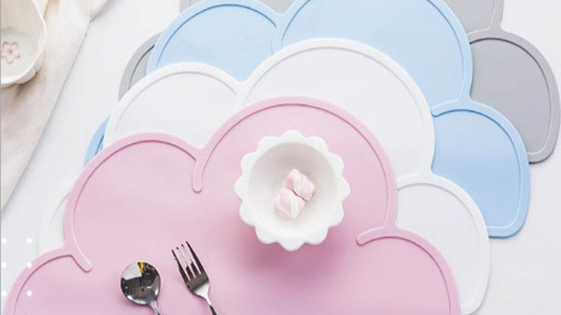 Cloud & Rectangle Placement Mats