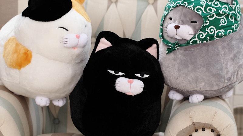 Cute Kitty Toys