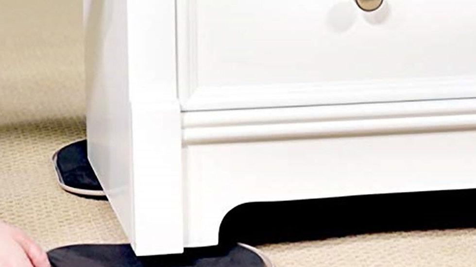 4Pcs/Set Furniture Sliders