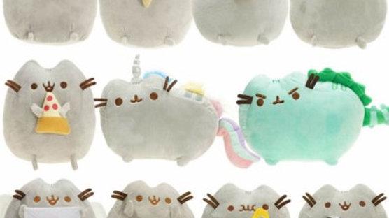 Super Cute Plush Cat Toys