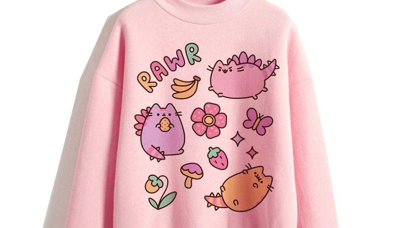 Pusheen Pullover Sweater
