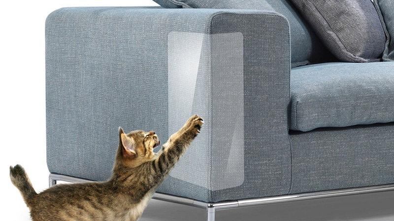 2pcs Cat Scratch Guard