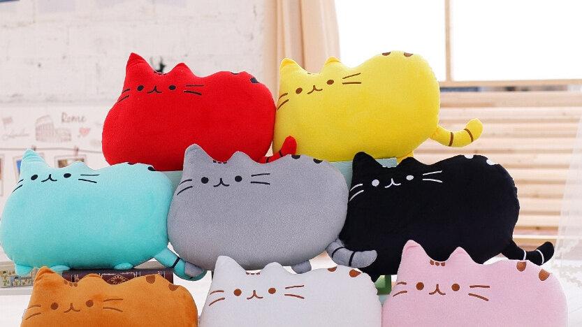 Cute Cat Pillow Case