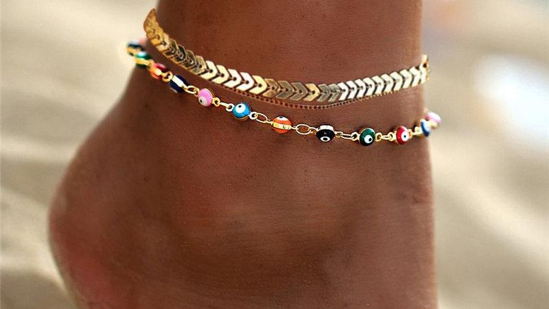 Bohemian Anklet Bracelets