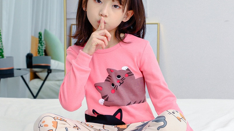 Children's Pyjama Sets