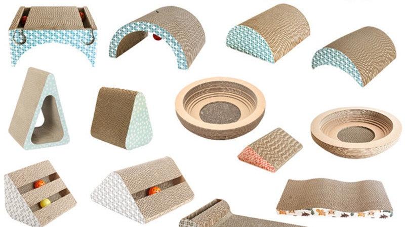 Pet Scratcher Corrugated Board