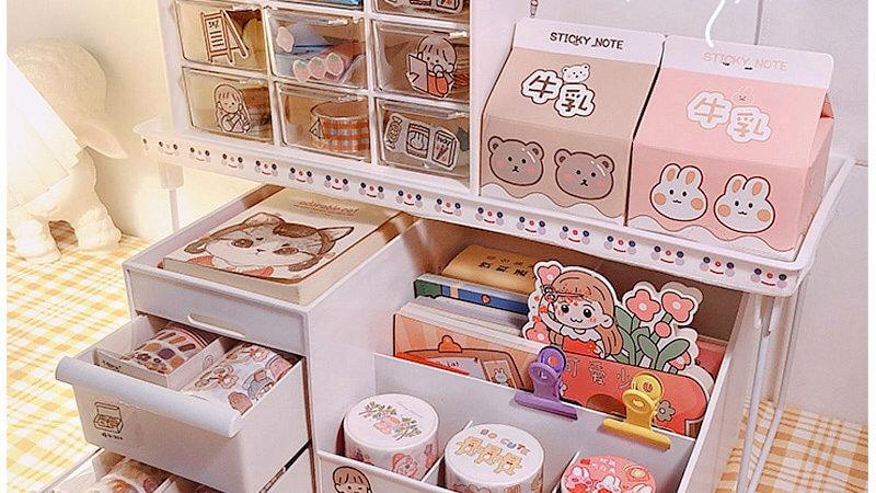 Cute Desk Organiser Sets