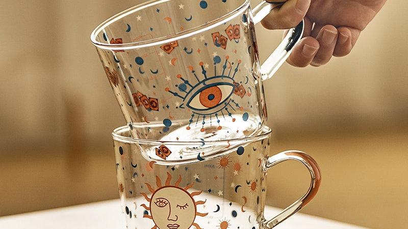 Creative Sun Glass Cups