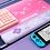 Thumbnail: Cute Cat Ears Big Mouse Pad