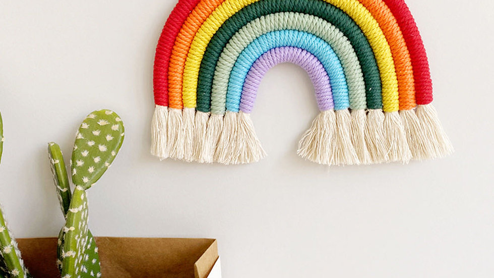 Nordic Room Rainbow Hanging Decoration