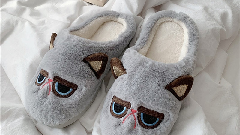 Cute Cosy Slippers