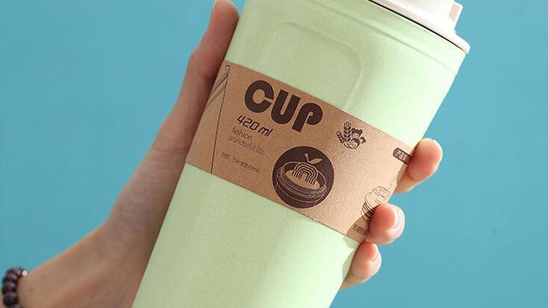 Travel Coffee Mug Eco-Friendly