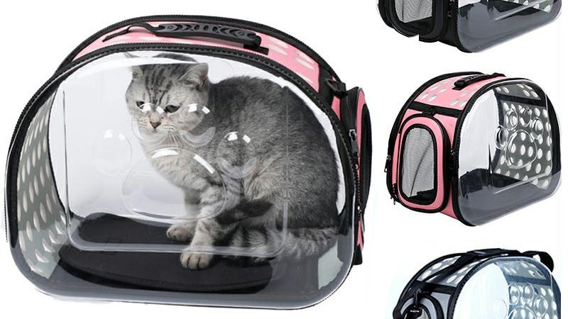 Breathable Small Pet Carriers