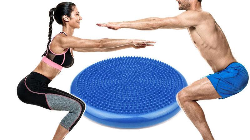 Yoga Balance Ball Durable Inflatable Fitness