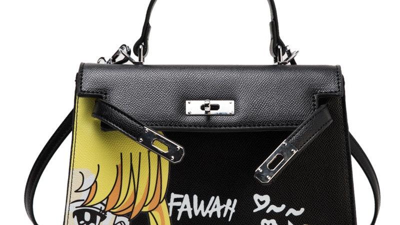 Sailor Moon Crossover Messenger Bag