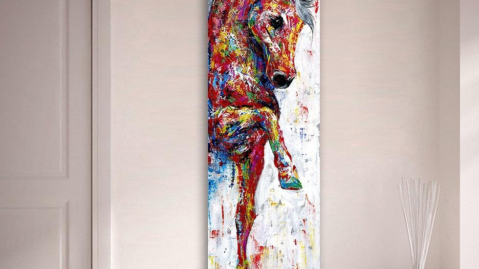 Horse Wall Art Canvas