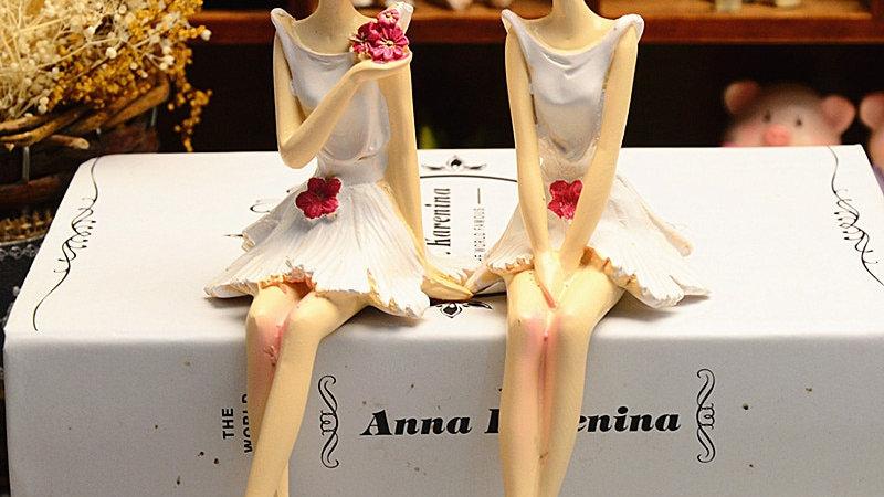 2pcs Angel Ornaments