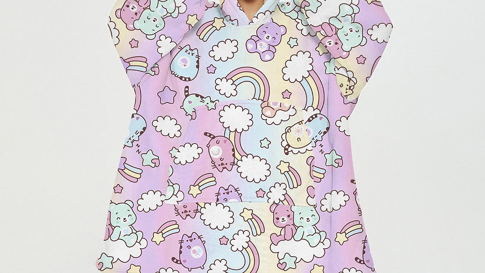 Phantasy Fashion Cotton Pullover