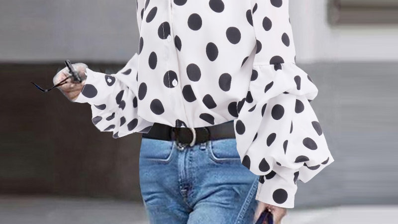Loose Summer Blouses
