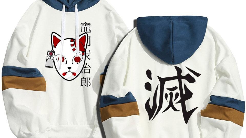 Japanese Print Hoodies