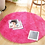 Thumbnail: Fluffy Round Rugs