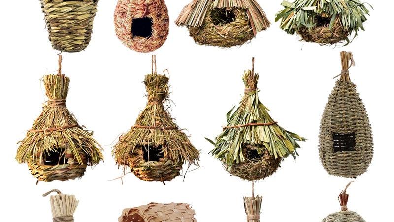 Natural Weaved Birds Nest