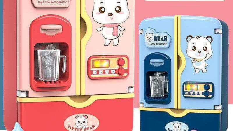 Children's Toy Refrigerator