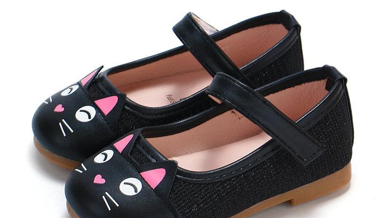 Cute Cartoon Cat Shoes