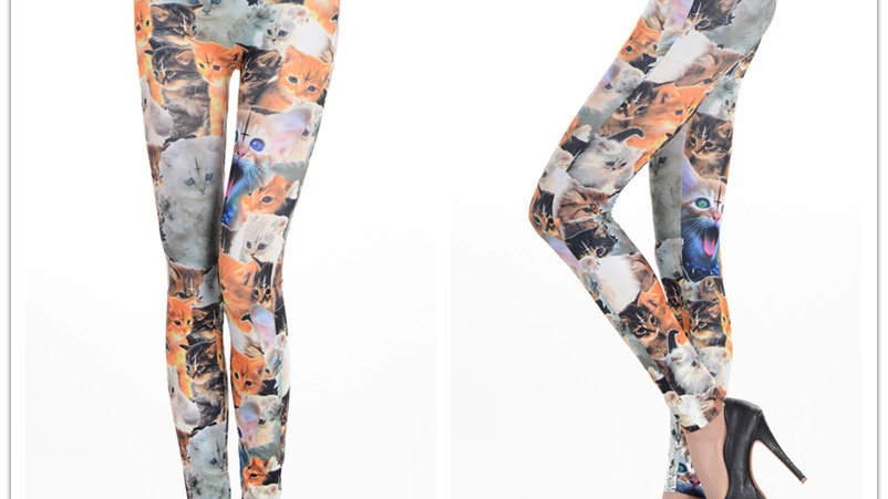 Women's All Kinds of Cats Legging