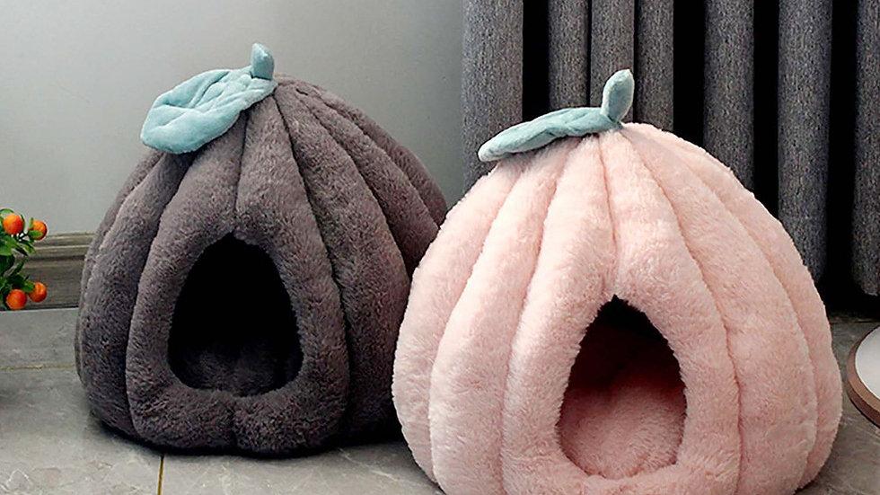 Pumpkin Shaped Pet House