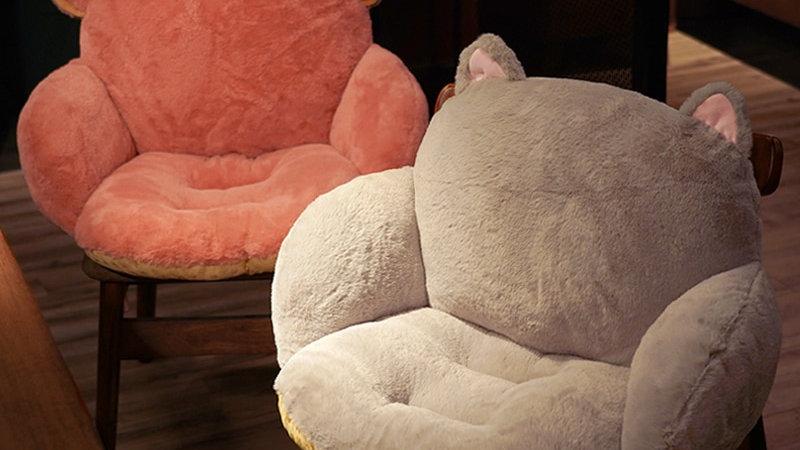 Comfortable Animal Seat Cushion