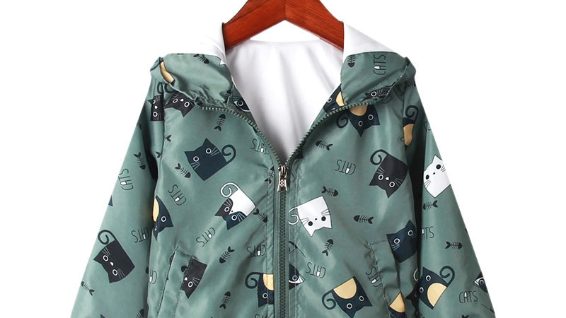 Kids Kitty Jacket