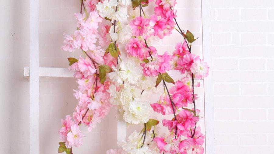 Artificial Flower Garlands