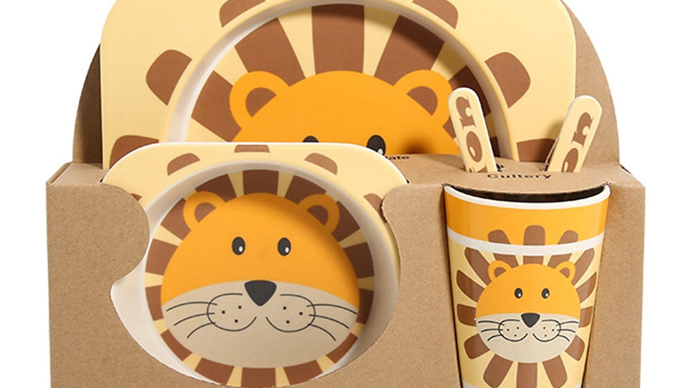Eco Friendly Tableware for Kids